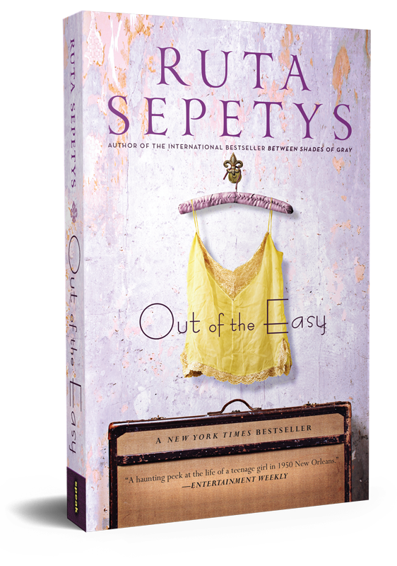 Download Out Of The Easy By Ruta Sepetys